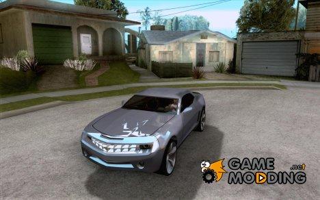 Chevrolet Camaro Concept Tunable for GTA San Andreas