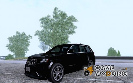 2013 Jeep Grand Cherokee SRT-8 for GTA San Andreas