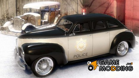 New Sound Siren Of Police Car для Mafia II