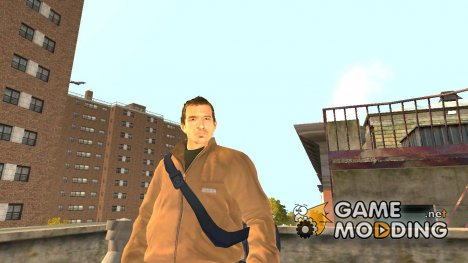 Assassin's Creed 3 Desmond Miles для GTA 4