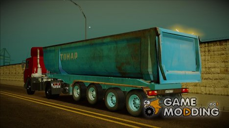 Прицеп Тонар 95231 for GTA San Andreas