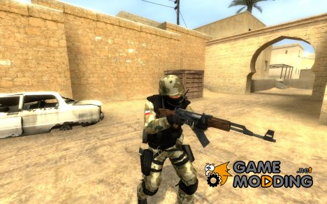 Polish Desert Grom for Counter-Strike Source