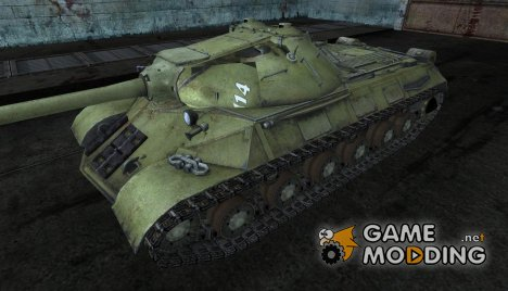 шкурка для ИС-3 от VIKTOR39 for World of Tanks