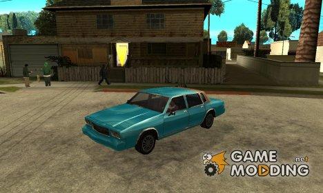 Tahoma Restylе для GTA San Andreas