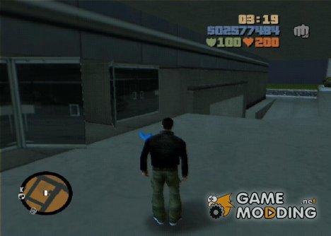 Маркер GTA 4 для GTA 3