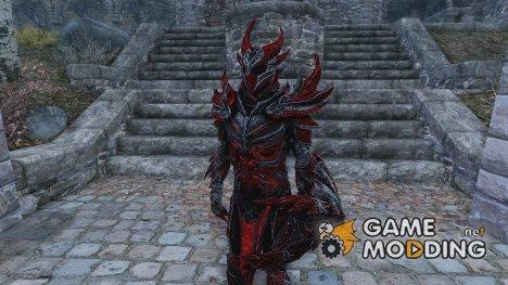 True Daedric Armor для TES V Skyrim