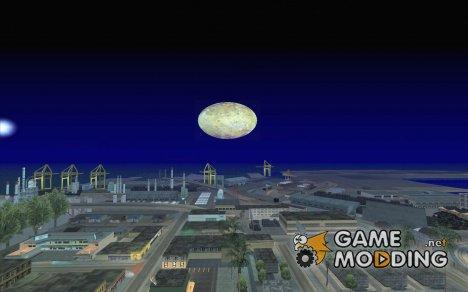 Moon: Ио for GTA San Andreas