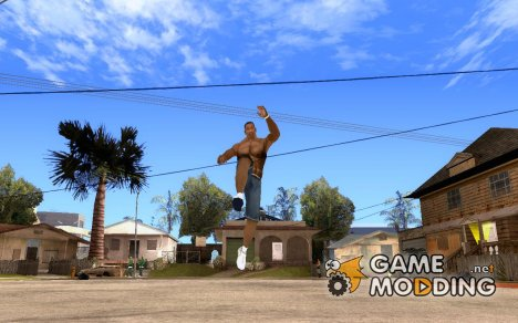 Cool Parkour Mod for GTA San Andreas