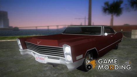 Cadillac DeVille Lowrider 1967 for GTA Vice City