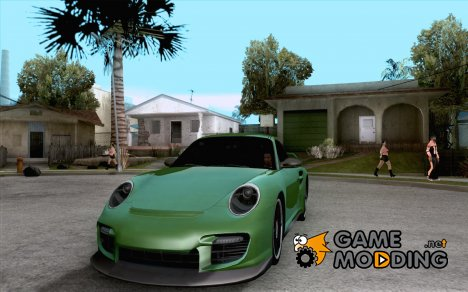 Porsche 997 GT2 for GTA San Andreas