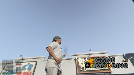 Max Payne 3 Molotov 1.0 для GTA 5