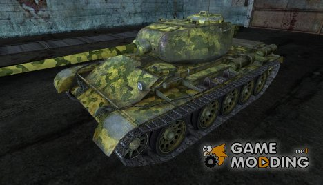 T-44 от Spirit for World of Tanks