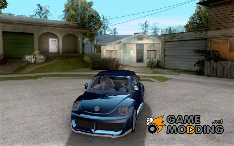 Volkswagen Bettle Tuning для GTA San Andreas
