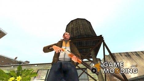 Двуствольное ружье for GTA 4