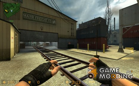Screwdriver For Knife для Counter-Strike Source