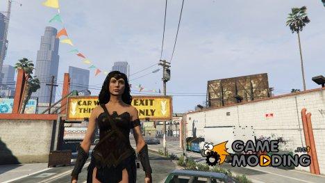 Wonder Woman v.1 для GTA 5