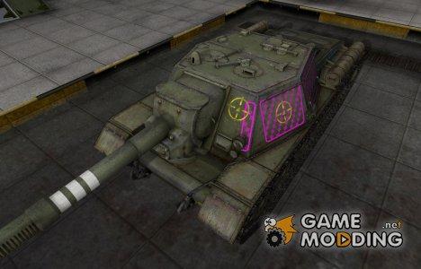 Качественные зоны пробития для СУ-152 для World of Tanks