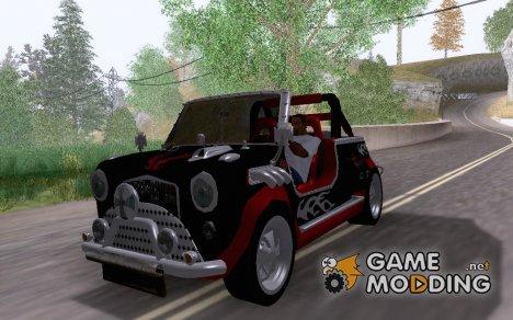 Mini Cooper Tuning для GTA San Andreas