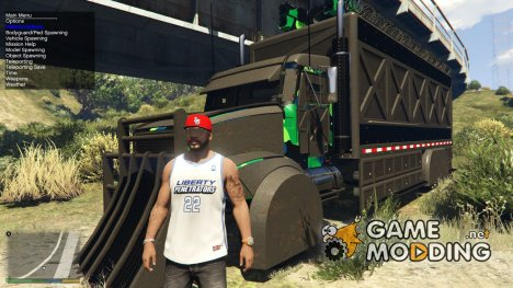 Simple Trainer 7.6 for GTA 5