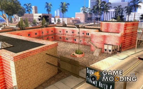 Motel Jefferson для GTA San Andreas