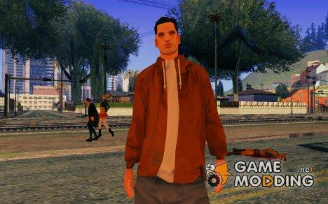 Уилл for GTA San Andreas