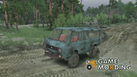 РАФ-2203 Леший for Spintires 2014
