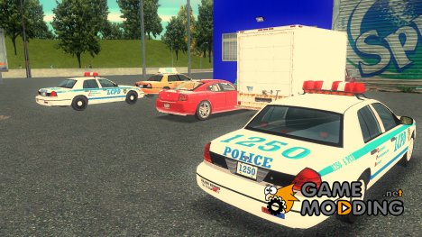 Пак машин Ford for GTA 3