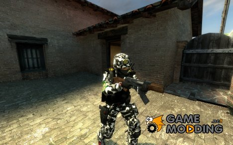Dominion Sergeant для Counter-Strike Source
