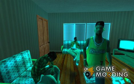 Зайти в любой дом for GTA San Andreas