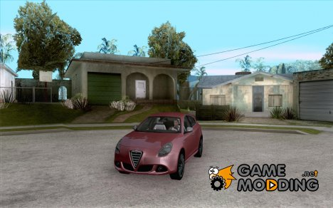 Alfa Romeo Giulietta QV 2011 for GTA San Andreas