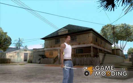 Сай для GTA San Andreas