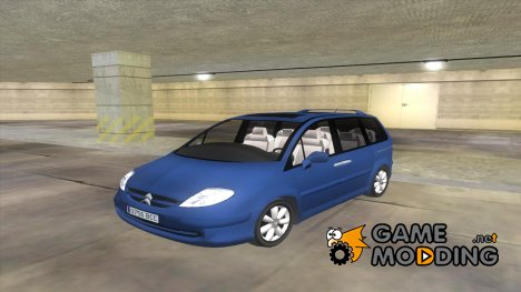 Citroën C8 для GTA Vice City
