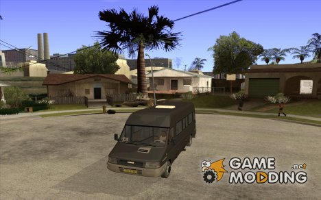 Iveco Turbo Daily для GTA San Andreas