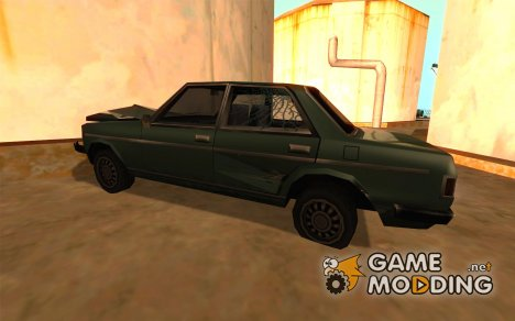 IV to SA features для GTA San Andreas