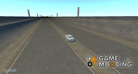 Endless Highway for BeamNG.Drive
