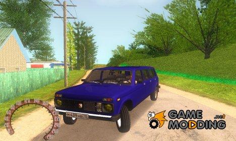 ВАЗ 2131 Семидверная for GTA San Andreas