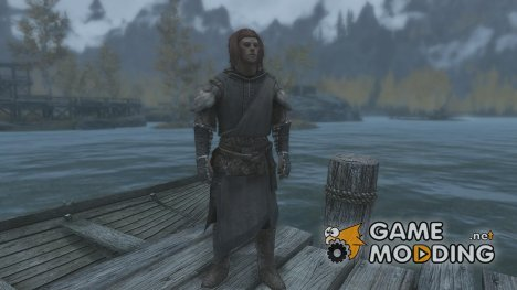 Nordic Iron Cuirass for TES V Skyrim