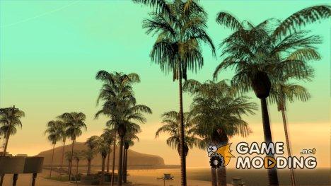 SkyGfx SA 2.8b for GTA San Andreas