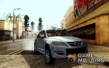 Реалистичное управление авто для GTA San Andreas