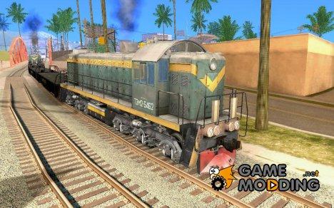 ТЭМ2 for GTA San Andreas