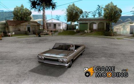 Винил для Savanna for GTA San Andreas