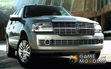 Загрузочные экраны Lincoln Navigator for GTA San Andreas