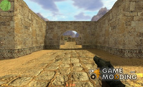PMM and PB silenced для Counter-Strike 1.6