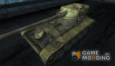 Шкурка для AMX 13 90 №20 for World of Tanks