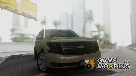 Chevrolet Tahoe 2015 for GTA San Andreas