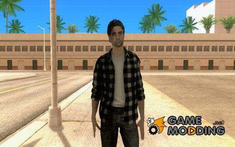 Alan Wake for GTA San Andreas