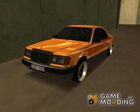 Mercedes-Benz C124 для GTA San Andreas