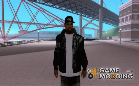 Gangsta skin for GTA San Andreas