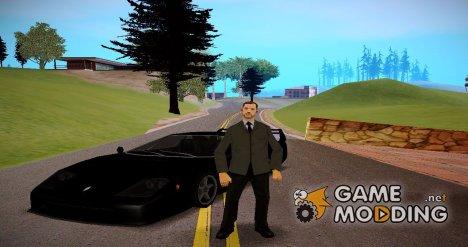 Пак графических модов для слабых ПК для GTA San Andreas