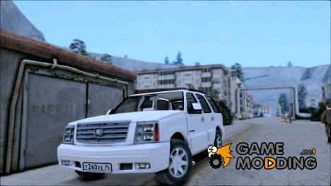 Cadillac Escalade 2003 for GTA San Andreas
